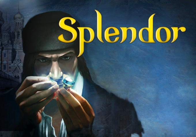 Splendor Home Screen