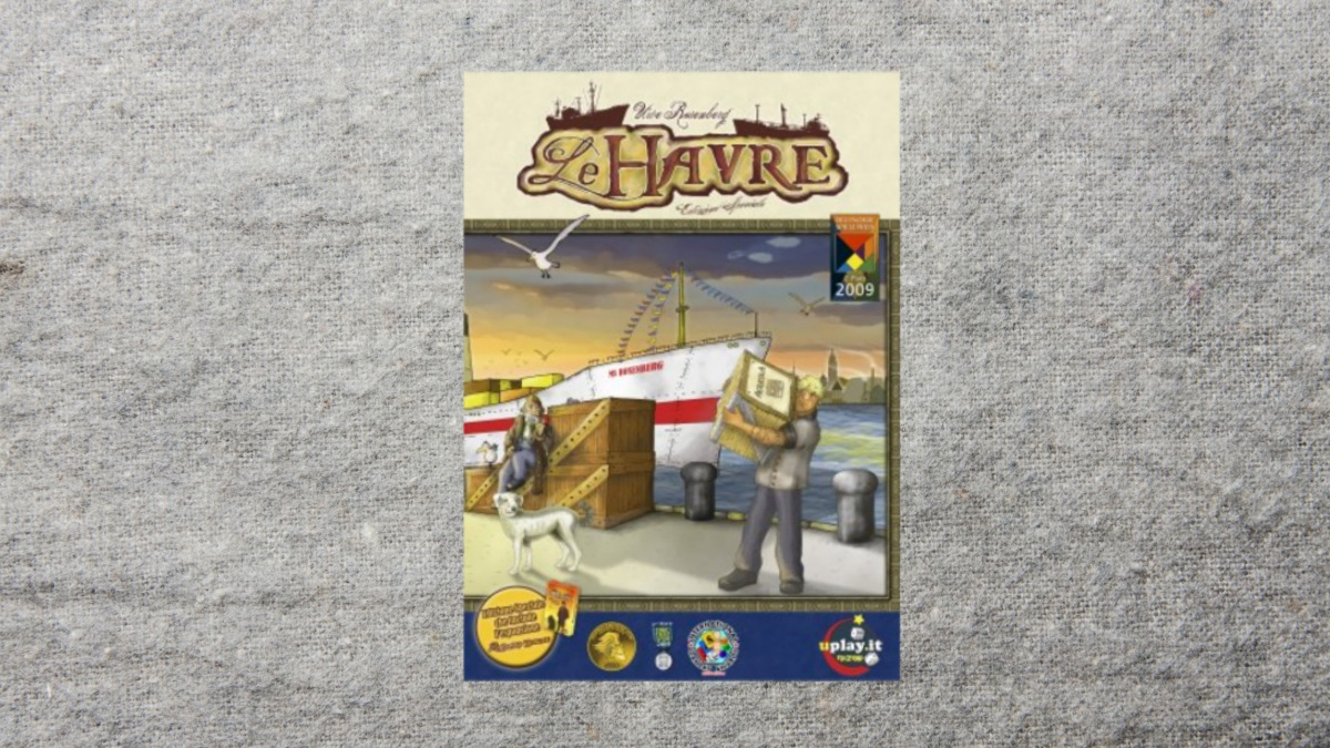 Le Havre: A Walkthrough Review – The Dicey Review image